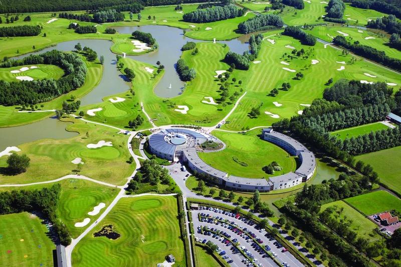 Brasschaat golf vzw for Golfhotel purmerend